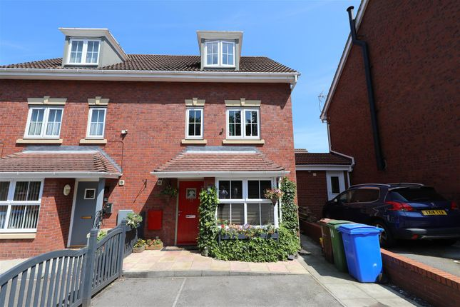 Thumbnail Semi-detached house for sale in Cooks Gardens, Keyingham, Hull