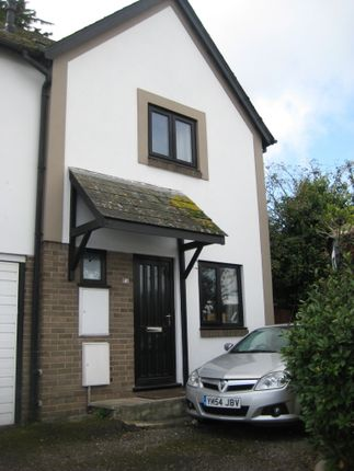 Thumbnail End terrace house to rent in Dudley Gardens, Oak Place, Newton Abbot