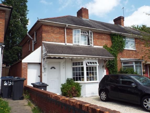 Thumbnail Terraced house for sale in Hornsey Road, Birmingham, West Midlands