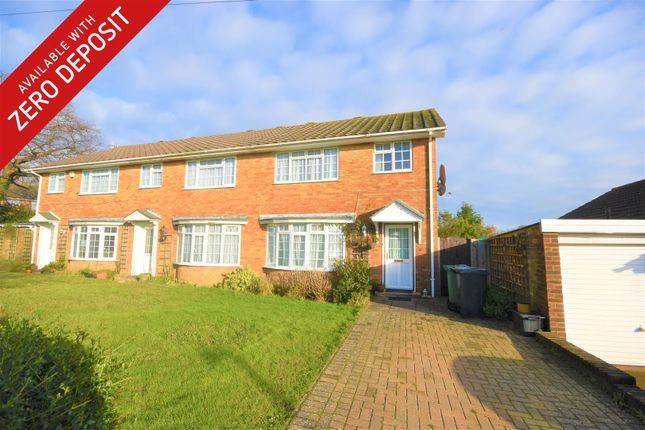 Thumbnail End terrace house to rent in Chartres, Bexhill On Sea