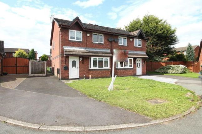 Thumbnail Property to rent in Coulton Road, Widnes