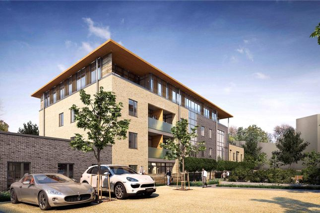 Thumbnail Flat for sale in Benjamin House, St Johns Wood