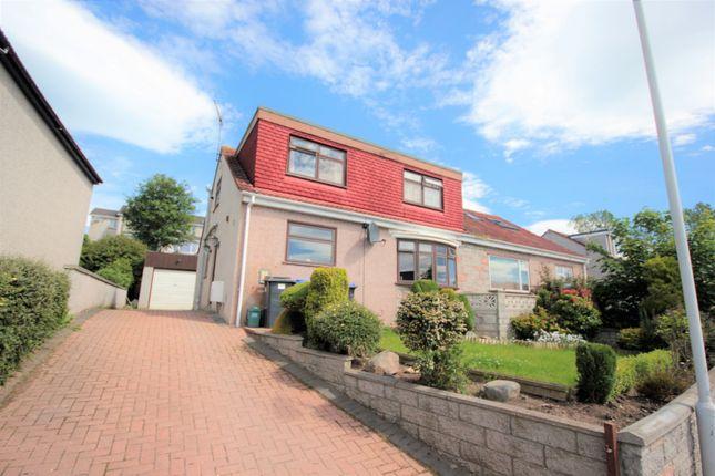 Thumbnail Semi-detached house for sale in Craigend Road, Ellon, Aberdeen
