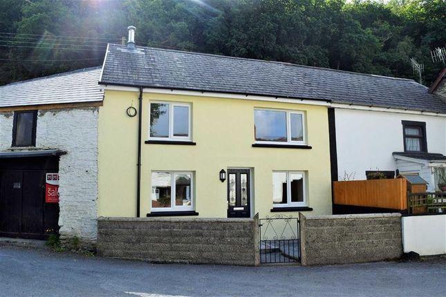 Thumbnail Terraced house for sale in 1, Tan Y Foel, Eglwysfach, Machynlleth, Powys