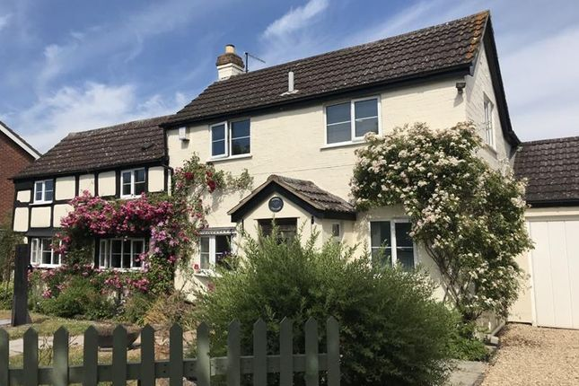 Thumbnail Detached house for sale in Fennel Cottage, Kempley Green, Dymock, Gloucestershire