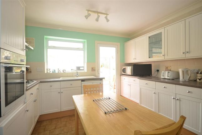 Thumbnail Detached bungalow for sale in Canterbury Road, Herne Bay, Kent