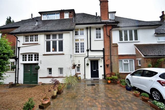 Thumbnail Flat for sale in Grange Road, Camberley, Surrey