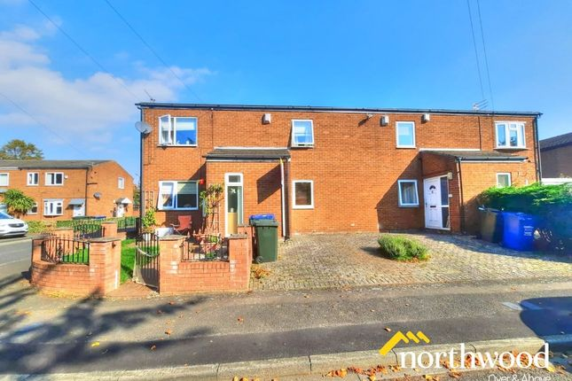 Thumbnail Flat to rent in Ottringham Close, Dumpling Hall, Newcastle Upon Tyne