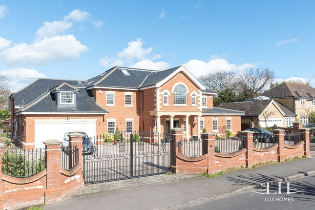 Thumbnail Detached house for sale in Herbert Road, Hornchurch