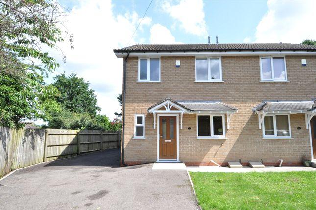 Thumbnail Semi-detached house for sale in Ashcott Close, Kings Norton, Birmingham