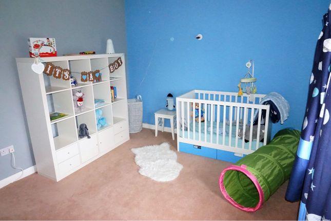 Bedroom Two of School Lane, Marbury SY13