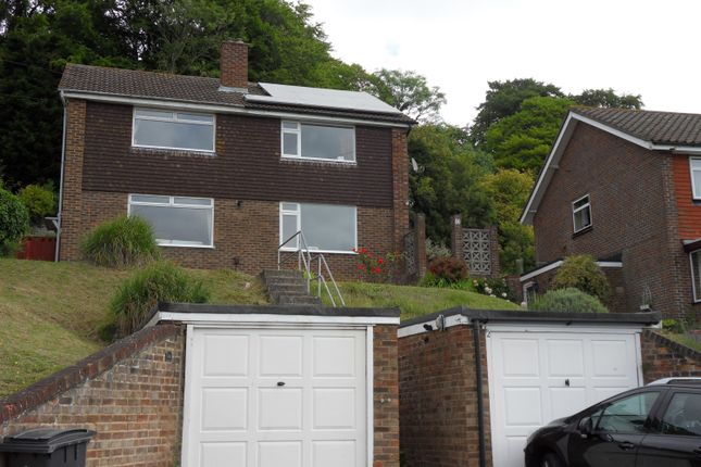 Thumbnail Semi-detached house to rent in Templeside, Temple Ewell, Dover, Kent