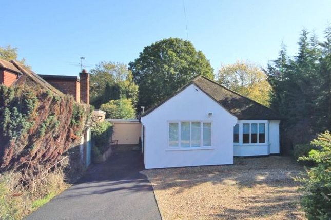 Thumbnail Detached bungalow for sale in Stroude Road, Virginia Water, Surrey
