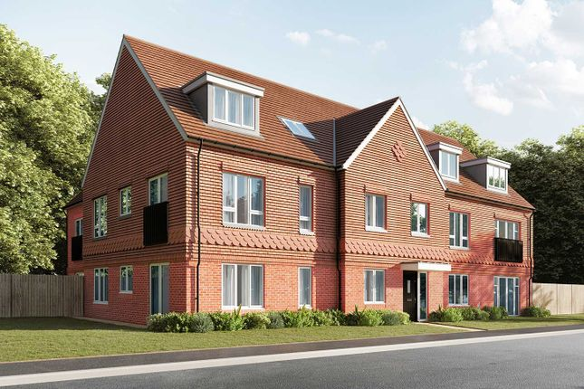 """Thumbnail Flat for sale in """"The Apartments - Second Floor"""" at Mill Road, Hailsham"""