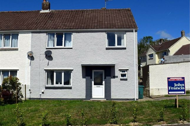 Thumbnail Semi-detached house for sale in Delapoer Drive, Haverfordwest