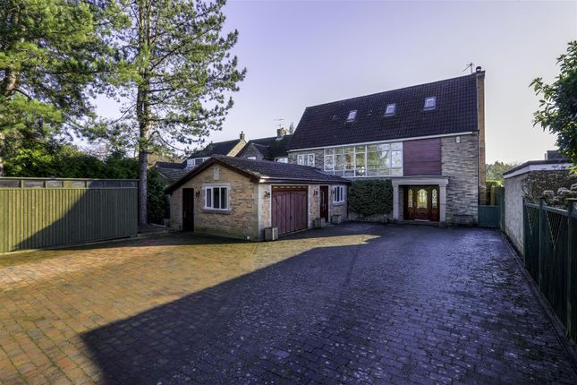 Thumbnail Detached house for sale in Hammonds, Hemming Green, Old Brampton, Chesterfield