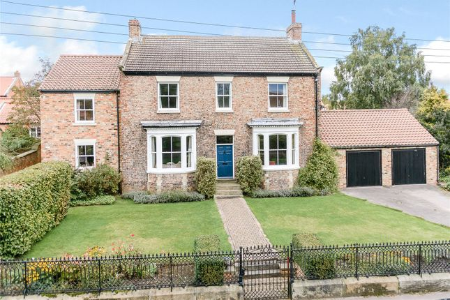 Thumbnail Detached house for sale in Stonegate, Whixley, York, North Yorkshire
