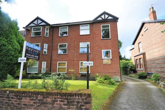 Thumbnail Flat for sale in Grosvenor Court, Parsonage Road, Stockport, Cheshire