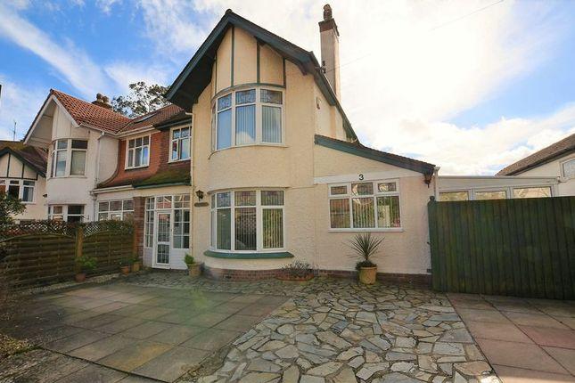 Thumbnail Semi-detached house for sale in Mortimer Avenue, Preston, Paignton