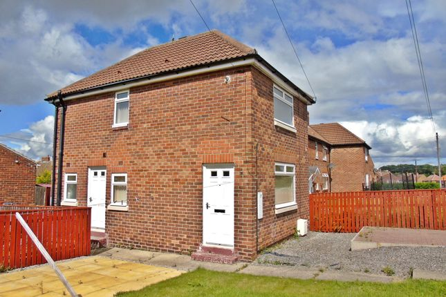 Thumbnail Terraced house for sale in Kent Terrace, Haswell, Durham