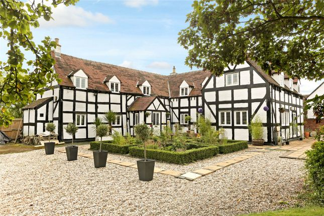 Thumbnail Detached house for sale in Wood Street, Bushley, Tewkesbury, Gloucestershire