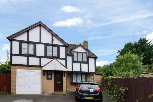 Thumbnail Detached house for sale in Brindle Gate, Sidcup
