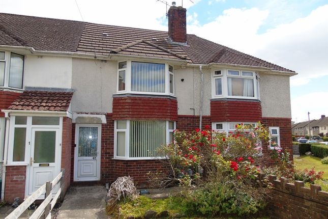 Thumbnail Terraced house for sale in Ynyslyn Road, Hawthorn, Pontypridd