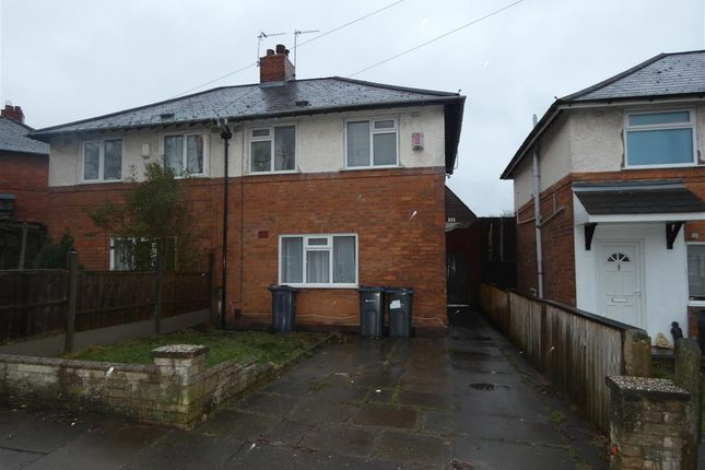 3 bed semi-detached house for sale in Sunningdale Road, Tyseley, Birmingham