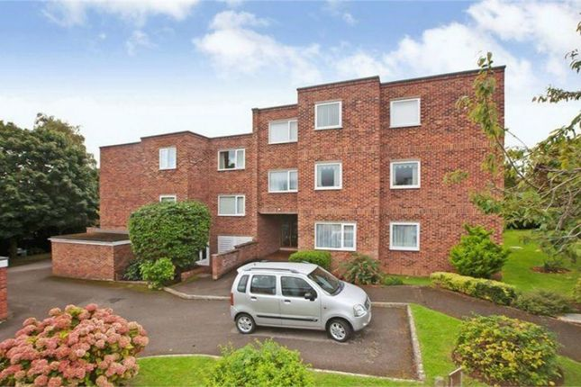 Thumbnail Flat to rent in Vivary Heights, Broadlands Rise, Taunton