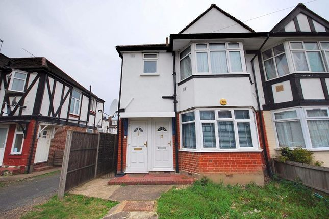 Thumbnail Maisonette for sale in Kenmere Gardens, Wembley, Middlesex
