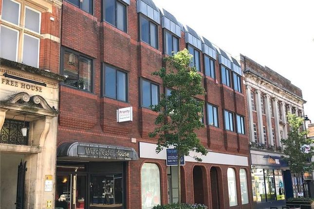 Thumbnail Office to let in Winchester House, 19-23 Winchester Street, Basingstoke, Hampshire