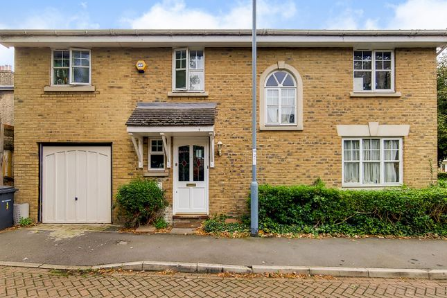 Thumbnail Detached house for sale in Shardeloes Road, London