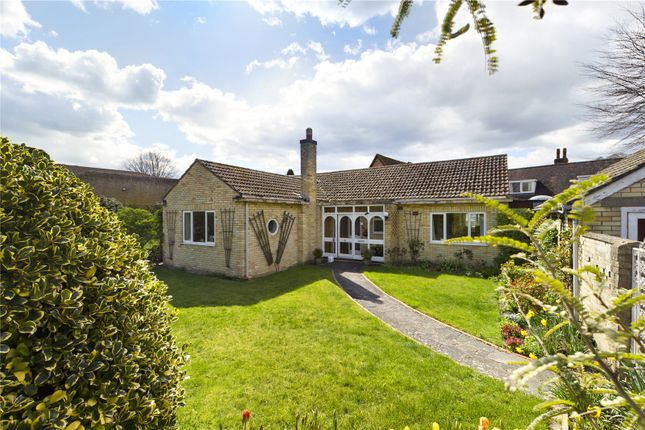 Thumbnail Bungalow for sale in Dog Kennel Lane, Royston