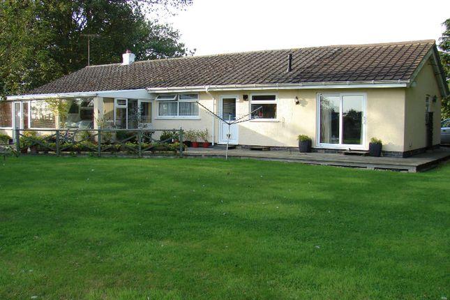 Thumbnail Detached bungalow to rent in Green Lane, Snainton