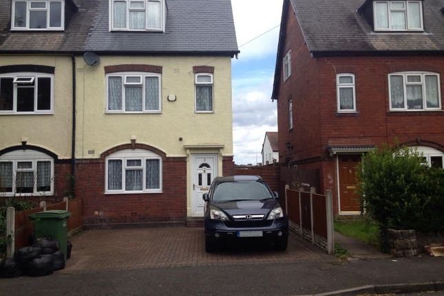 Thumbnail Semi-detached house for sale in St. Marks Road, Stourbridge, West Midlands