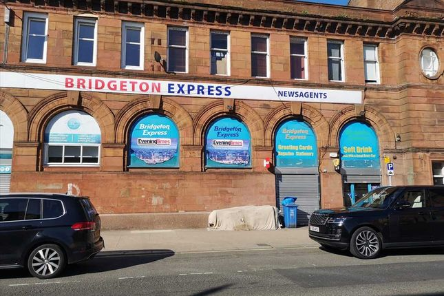 Thumbnail Commercial property to let in London Road, Glasgow