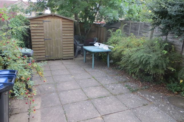 Garden of Old Brewery Close, Ely CB7