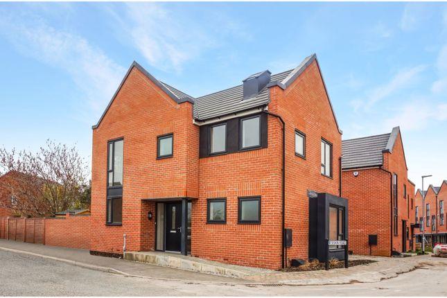 Thumbnail Detached house for sale in 12 Canberra Lane, Cottam, Preston