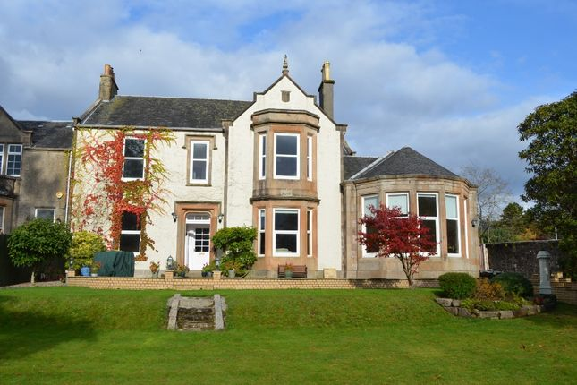 Thumbnail Semi-detached house for sale in West Montrose Street, Helensburgh, Argyll & Bute