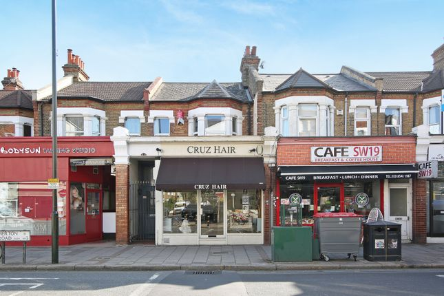 Thumbnail Retail premises for sale in Merton Road, London
