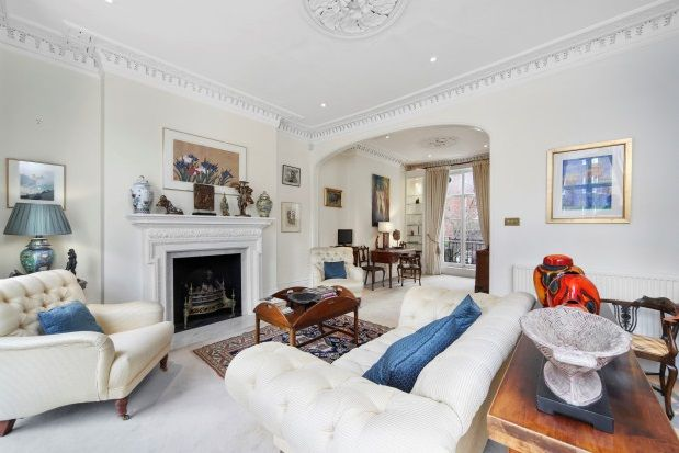 Thumbnail Property to rent in Cliveden Place, London
