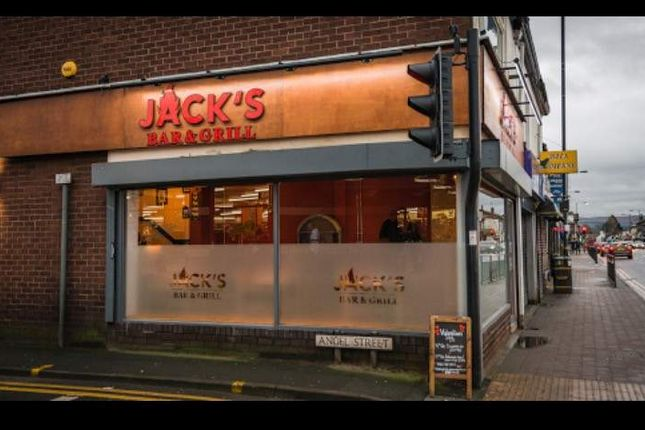 Thumbnail Restaurant/cafe for sale in London Road, Hazel Grove, Stockport