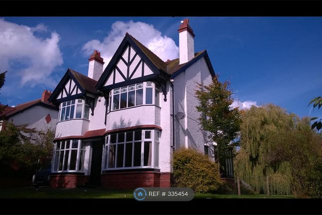 Thumbnail Detached house to rent in Manor Avenue, Crewe
