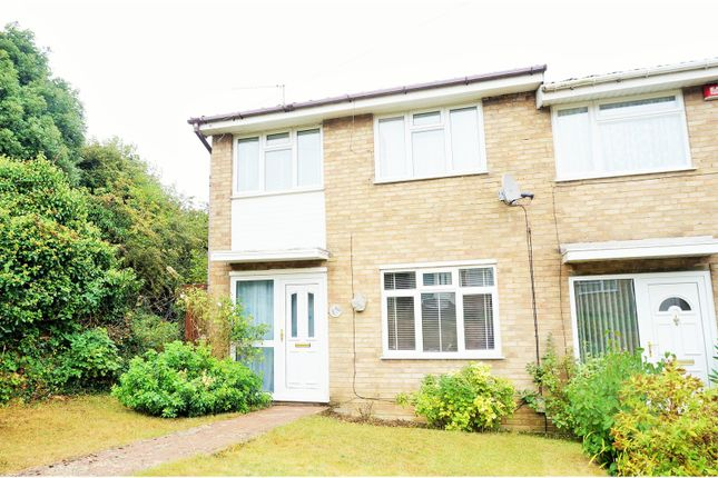 Thumbnail End terrace house for sale in Broadway, Gillingham