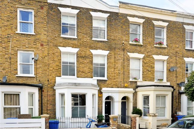 Thumbnail Town house for sale in Crystal Palace Road, East Dulwich, London