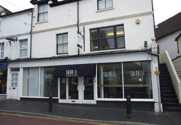 Thumbnail Retail premises to let in Swan Street, West Malling