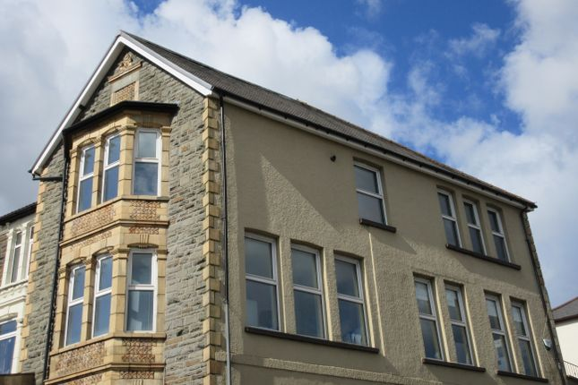 3 bed town house to rent in Cardiff Road, Bargoed CF81