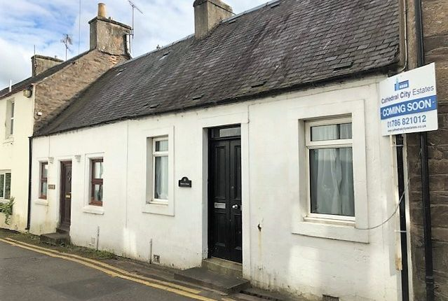 Thumbnail Cottage for sale in 18 Bridgend, Dunblane