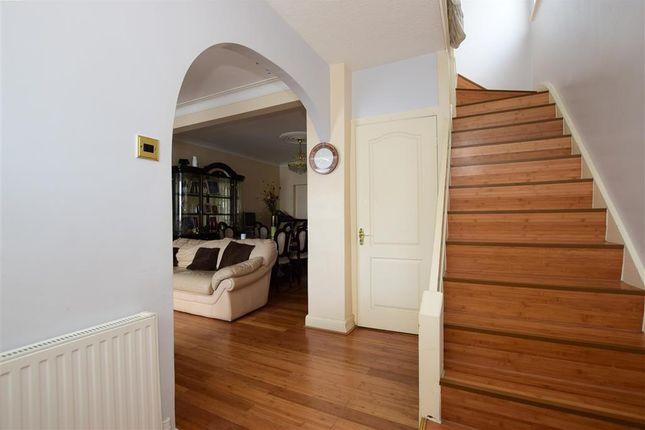 Semi-detached house for sale in Brinkworth Road, Clayhall, Ilford, Essex