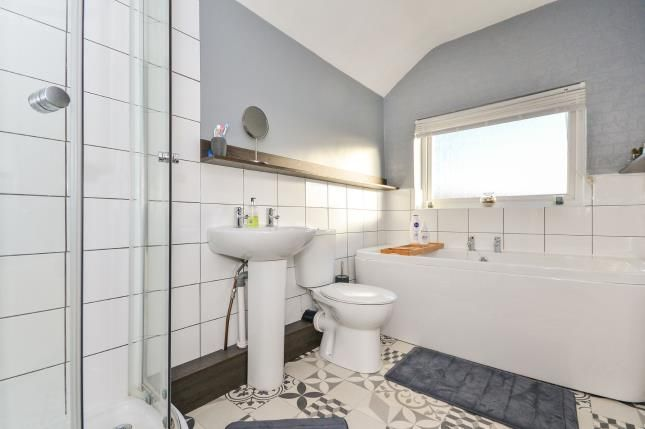 Bathroom of Common Road, Huthwaite, Sutton-In-Ashfield, Nottinghamshire NG17